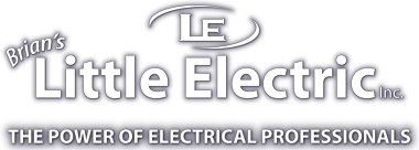 Brian's Little Electric Logo